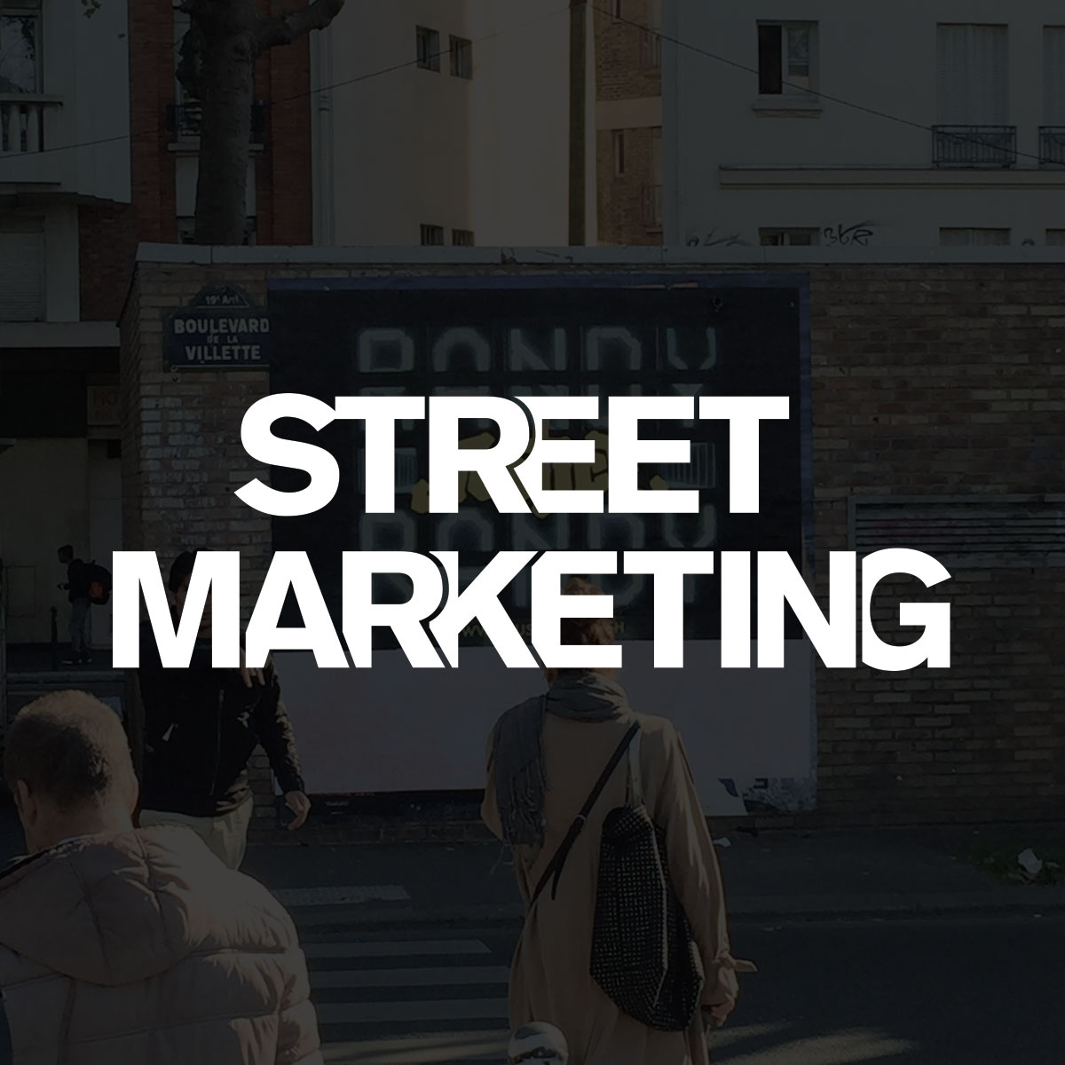 MPC Prod - Street Marketing